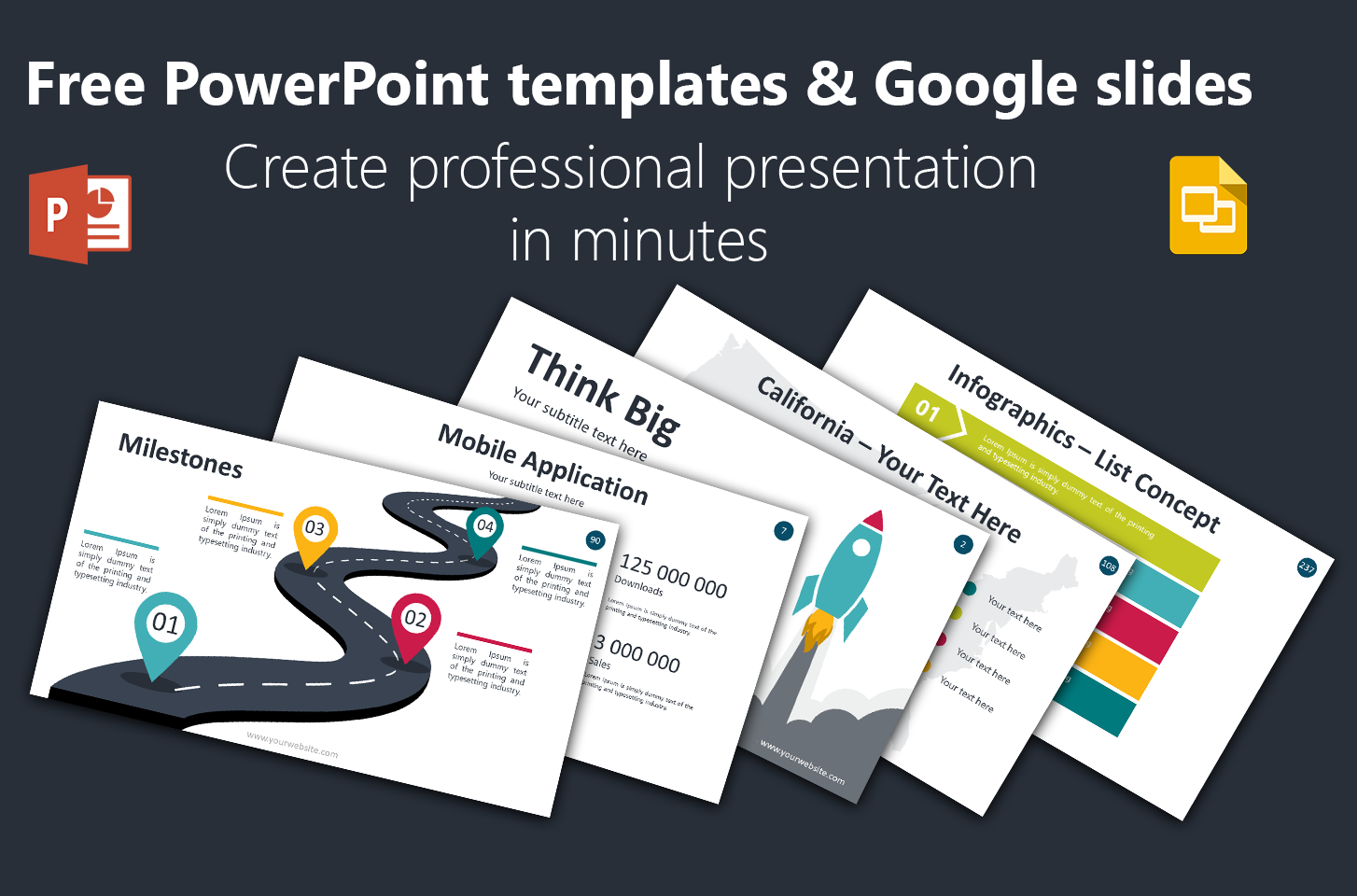 Grtis modelos e fundos do powerpoint google slides themes free powerpoint templates google slides create professional presentation in minutes toneelgroepblik Images
