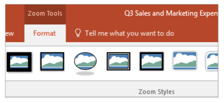 PowerPoint Presentations – Making Your Zoom Background Transparent